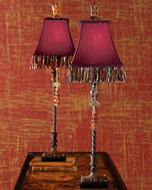 Horchow Buffet Lamps