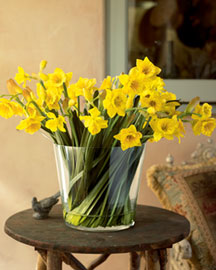 ALDIK ARTIFICIAL FLOWER CO Faux Daffodils