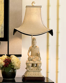 "Horchow ""Princess"" Lamp"