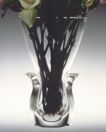 Horchow Lyre Vase