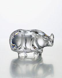 Horchow Rhinoceros Hand Cooler