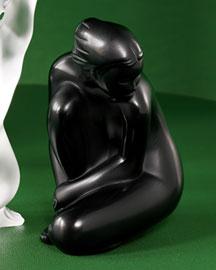 """Horchow Lalique Crystal """"Venus"""""""