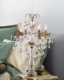 Horchow Candelabrum Lamp