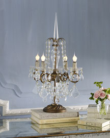 Horchow Table Candelabrum
