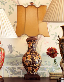 "Horchow ""Chantilly"" Lamp"