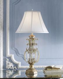 """Horchow """"Le Parisien"""" Lamp"""