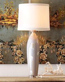 Horchow Porcelain Lamp