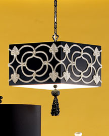 Sugarlite Pendant : chandeliers : lighting : bar & foyer : shop by room - Horchow Home Interiors