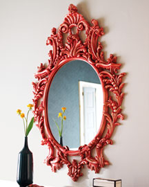 Wall Mirrors, Floor Mirrors, Round Mirrors, Antiqued Mirrors