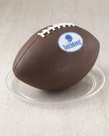Golda and I Chocolate Football