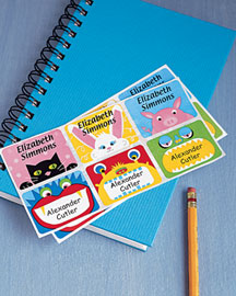 Horchow Kids Labels