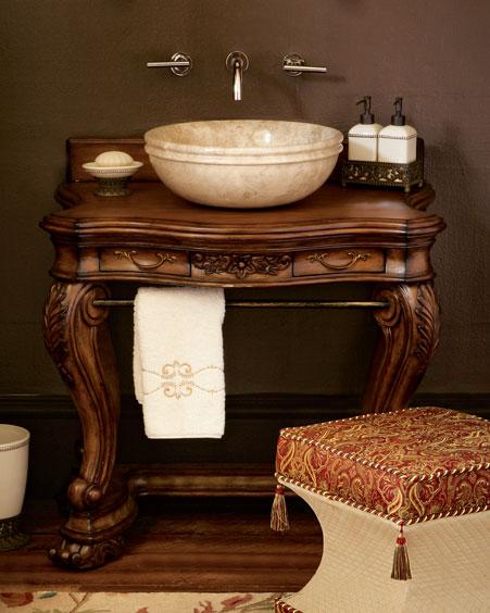 اشكال رائعة و متميزة لاحواض الحمامات