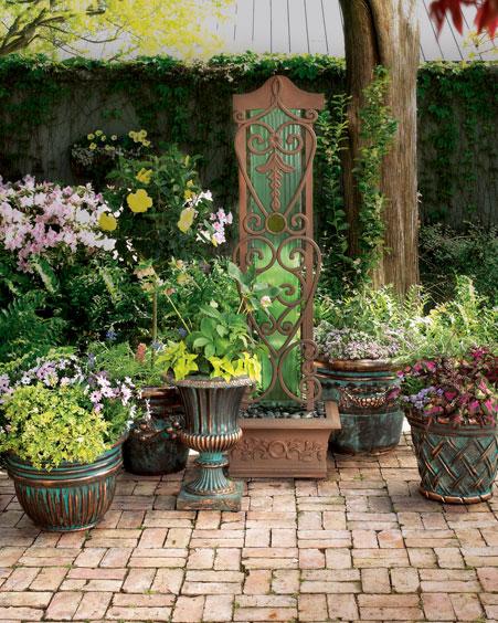 جمال حديقة منزلكـرسومآت جديدة و مميزه لــ حائط منزلكدلي طفلك