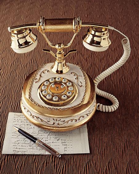 تليفونات عبارة عن تحفة